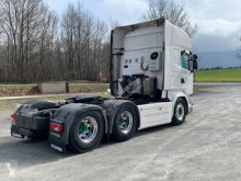 Tahač Scania R 730 nadměrný náklad použitý