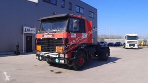 Trekker Scania 142 tweedehands
