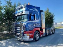 Tracteur convoi exceptionnel Scania R730-V8 Luft-Luft/ Euro5 EEV /Vollausstattung