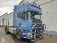 Tahač Scania L 124 420 4x2 124 420 S/4x2, Retarder, Top-ine použitý