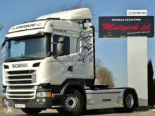 Ciągnik siodłowy Scania R 410 / RETARDER / HIGHLINE/ACC/EURO 6 / AUTOMAT używany