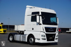 Tracteur MAN TGX / 18.480 / EURO 6 / ACC / RETARDER / XXL