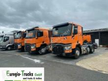 Traktor Renault T460/6x2 Vorlaufachse/Kippydr./mehrfach am Lager