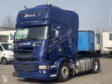 Tracteur Scania R 490 accidenté