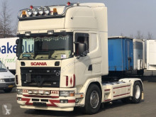 Cap tractor Scania L second-hand
