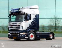 Tracteur Scania R440 4X2 HIGHLINE RETARDER 2 TANKS CUSTOM INTERIOR occasion
