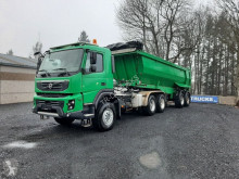 Ensemble routier benne Volvo