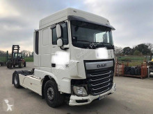 Trattore DAF XF 106 incidentato