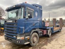 Scania R 124 LA4x2 NA tractor unit used