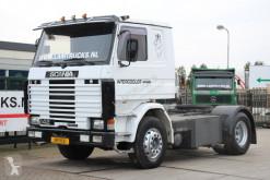 Nyergesvontató Scania 142 használt
