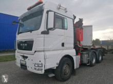 MAN exceptional transport tractor unit TGX 33.540