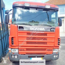 Scania R124 400 tractor unit used