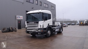 Tracteur Scania 114 - 380 (MANUAL GEARBOX / BOITE MANUELLE) occasion