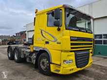 Влекач DAF 105.460 / Full Steel / Hydraulics / / Manual Gearbox втора употреба