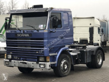 Scania M tractor unit used