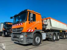 Cabeza tractora Mercedes Actros MPIII 3346 S 6x4 BLATT / SPRING TOP usada