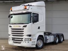 Cabeza tractora Scania R 580 usado