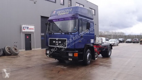 MAN 19.372 tractor unit used