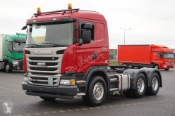 Cabeza tractora Scania G 450 / 6 X 4 / EURO 6 / HYDRAULIKA / RETARDER usada