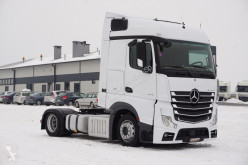 Tractor unit MERCEDES-BENZ ACTROS / 1845 / MP 4 / EURO 6 / MEGA / LOW DECK