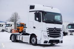 Tractor unit MERCEDES-BENZ ACTROS / 1845 / ACC / MP 4 / EURO 6 / MEGA