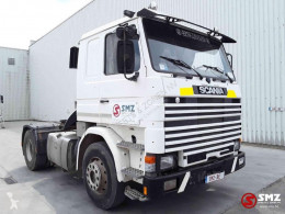 Cap tractor Scania 142 second-hand