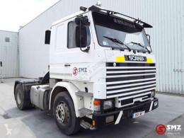 Cabeza tractora Scania 142 usada
