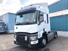 Tracteur Renault T460 HIGH-ROOF (EURO 6 / 2x DIESELTANK / I-SHIFT / VBI-BRAKE / AIRCONDITIONING) occasion