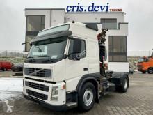 Cabeza tractora Volvo FM 440 4x2 Fassi F175A | Euro 5 | SZM usada