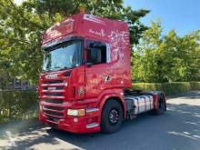 Tracteur Scania R420 Topline Retarder Schalt D-Fzg 1 Hand