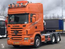 Cabeza tractora Scania R 580 usada