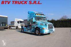 Cabeza tractora Volvo NH 12 460 TRATT.STRADALE MUSONE RADUNI AEROGRAFAT usada