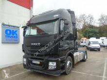 Cabeza tractora Iveco Stralis AS440S46TP Euro6 Intarder Klima Navi ZV usada
