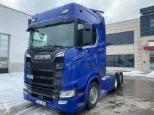 Scania R 520 tractor unit used