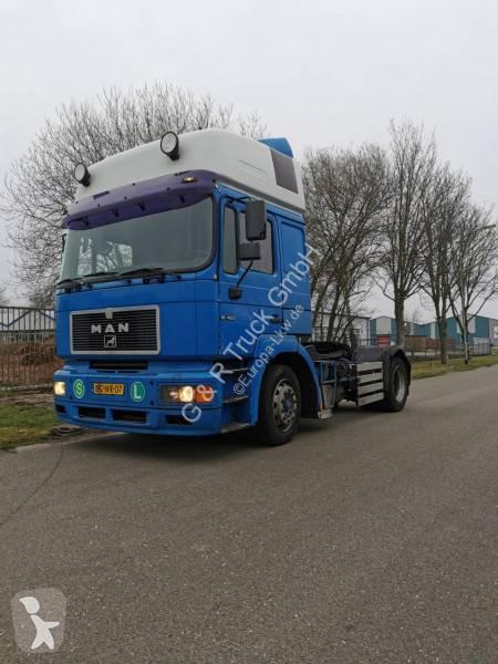Voir les photos Tracteur MAN 19.403 Silent