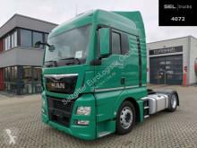 Cabeza tractora convoy excepcional MAN TGX 18. 480 4x2 LLS-U / Intarder / Mega / Navi