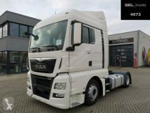 MAN exceptional transport tractor unit TGX 18.480 4x2 LLS-U / ZF Intarder / Navi / Mega