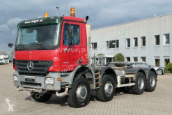 Camion telaio Mercedes Actros 4146 K Actros 8x6, Wechselsystem, Kipper, Euro 3