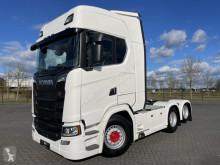 Tracteur Scania S580 6x2 RETARDER EURO 6 NEXT GEN occasion