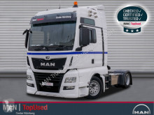 Cabeza tractora convoy excepcional MAN TGX 18.500 4X2 LLS-U XXL mit Hubsattelplatte