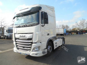DAF XF105 FT 480 tractor unit used hazardous materials / ADR