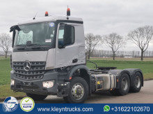 Mercedes Actros 2645 LS tractor unit used