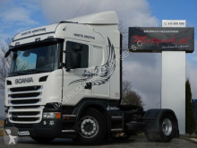 Cabeza tractora Scania G 410 /RETARDER/HIGHLINE/EURO 6/AUTOMAT/ usada
