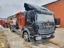 Tracteur Ditch Witch HX75 Suction Excavator mounted on Mercedes-Benz Atego 1224 occasion
