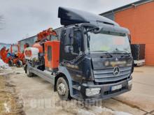 Ťahač Ditch Witch HX75 Suction Excavator mounted on Mercedes-Benz Atego 1224 ojazdený