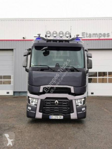 Renault Gamme T High 520 T4X2 X-LOW E6 tractor unit used low bed