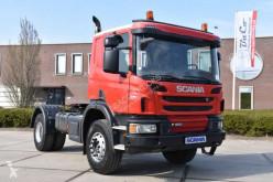 Влекач Scania P 400 втора употреба