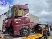 Mercedes bontásra szánt jármű Actros