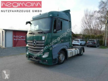 Mercedes Actros Actros 1836 LSnr, Retarder, 2 Tanks, Streamspace tractor unit used exceptional transport