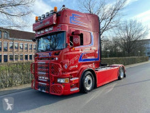 Влекач Scania R R500-V8 King of the Road Kipphydraulik втора употреба
